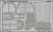 EDUARD 32641 Interior S.A. for Trumpeter® Kit EF-2000 Typhoon Single in 1:32
