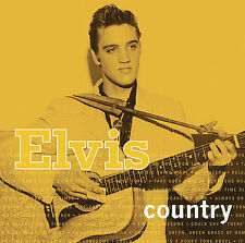 NEW Elvis Country [2006 Compilation] by Elvis Presley CD (CD) Free P&H