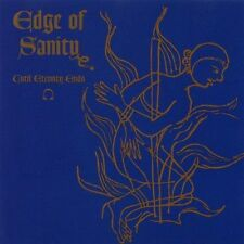 Edge of Sanity - Until Eternity Ends CD 1994 death metal Black Mark Production