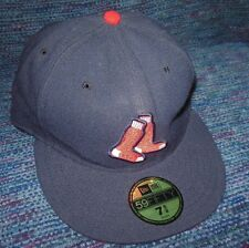 NEW ERA 59FIFTY BOSTON RED SOX ALTERNATE FITTED HAT CAP 7 5/8 SIZE NEW FREE S&H