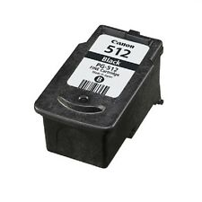 Remanufactured Ink Cartridge for Canon PG-512 PG 512 Black for PIXMA MP240 MP250