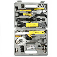 SAHOO 44-in-1 Bicycle Repair Tools Set Cycling Complete Tool Toolbox