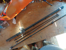 ELY-Q VISION 90 TAIL BOOM ASSEMBLY WITH TORQUE DRIVE PITCH ROD & SUPPORTS ETC
