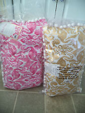 NWT LILLY PULITZER REVERSIBLE DECORATIVE PILLOW BEACH BATHERS
