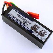 TURNIGY 4S1P 20C-30C 5A 5000mAh 14.8v hardcase Lipo Battery, NEW! LiPoly J3