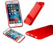 Silicone Cover Ultra-Slim Phone Red Case  Apple iPhone 6 Original Cybercase