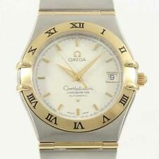 Authentic OMEGA REF. 1202 30 Constellation Gold & Steel  Automatic  #260-001-...