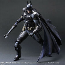 "Play Arts Kai Batman Arkham Knight DC BATMAN Action 11"" Figure Figuren In Box"