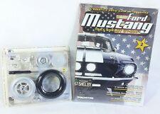 Ford Mustang 1967 Shelby GT 500 De Agostini Seconda Uscita Auto Modellino Ruota