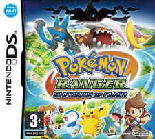 Pokémon Ranger: Shadows of Almia (Nintendo DS), Very Good Nintendo DS Video Game