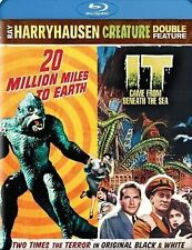 It Came From Beneath the Sea/20 Million Miles to Earth (Blu-ray Disc, 2014)