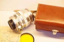 Helios 40 85mm f/1.5 Lens twist background M39 M42 №652564 1965 year