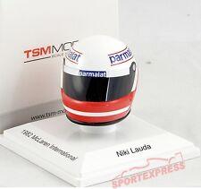 NEW TSM15AC08 1/8 Niki Lauda McLaren Helm 1982