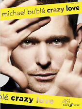 Crazy Love Michael Buble9 Pop Piano Voice Guitar Learn to Play FABER Music BOOK