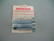 44302-344-000 NOS genuine Honda front axle sleeve CB3502K4 CJ360 CL350K4-5 CL360