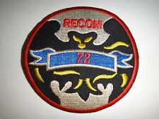 Vietnam War Patch ARVN Special Forces Recon Team 72 FLYING BAT