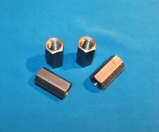 1/2-10 acme coupling nuts 4-pack steel 5/8 hex x 1.25 long right hand