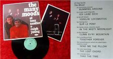 LP Sandler & Young: The Many Moods of... w/booklet