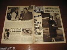 RIVISTA DETECTIVE CRIMEN=1960/8=GLORIA FONTANTA=DELITTO MURAVERA=AIDONE=