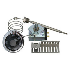 NEW THERMOSTAT KIT HENNY PENNY FRYER Part # 14648 with Knob and Mounting Bracket