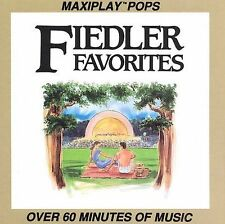 Fiedler's Favorites 1990 by Wayland, Newton *NO CASE DISC ONLY*