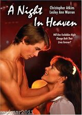 A Night in Heaven (DVD, 2005) LN with INSERT Rare OOP Out of Print Hard to Find