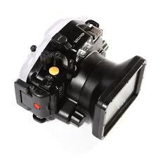 New 40M 130ft Waterproof Underwater Housing Case F Panasonic Lumix LX100 24-75mm