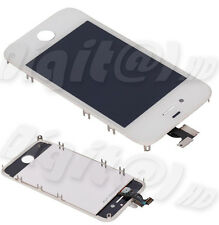 Screen Display LCD touch Digitizer Assembly per iPhone 4 g ricambio bianco new