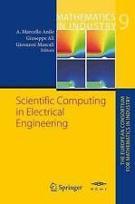 Scientific Computing in Electrical Engineering: Scee 2004, Capo D'Orlando 5-9 Se