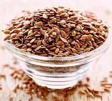 500g Alsi Linseed Flax Seeds 1.1lbs Natural Omega 3 Source Organic Free Ship