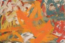 ROLPH SCARLETT, American (1889-1984), Untitled, acrylic on board, sig... Lot 102