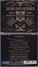 Dead End Heroes - Roadkill, Classic Hard Rock, MSG, Gotthard, Shakra, Rik Priem