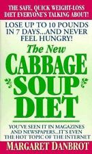 The New Cabbage Soup Diet Danbrot, Margaret Mass Market Paperback