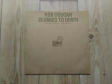 """Rob Dougan – Clubbed To Death : Cheeky Records Promo 12"""""""