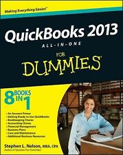 QuickBooks 2013 All-in-One For Dummies-ExLibrary