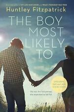 The Boy Most Likely To by Huntley Fitzpatrick (2016, Paperback)