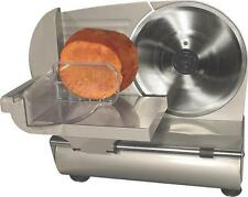 """NEW WESTON 61-0901-W SILVER ELECTRIC 9"""" HEAVY DUTY FOOD MEAT SLICER COMMERCIAL"""