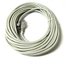 30 FT CAT5 CAT5E Network LAN Ethernet Internet wt Cable
