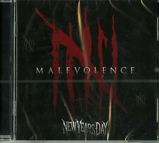 New years day - Malevolence CD (new album/sealed)