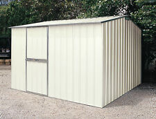 Steelchief Garden Sheds - Gable Roof 3m x 3m - 14 Colours