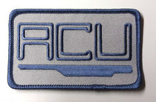"""Jurassic World ACU Asset Containment  Unit 3.5"""" Patch-FREE S&H (JPPA-16)"""