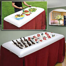 Cool Inflatable Salad Serving Bar Buffet Party Picnic Food Drink Ice Cooler Good