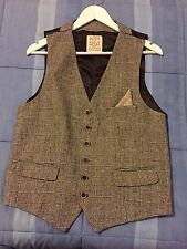 OUTFIT ITALY GILET UOMO ENGLISH SYTLE VINTAGE