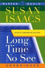 Long Time No See by Susan Isaacs (2001, Cassette, Unabridged)