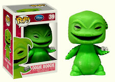 The NIGHTMARE BEFORE CHRISTMAS-Oogie Boogie-PERSONAGGIO IN VINILE-FUNKO POP!