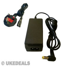 FOR DELL INSPIRON MINI 1010 1011 Netbook ADAPTOR CHARGER T282H + LEAD POWER CORD