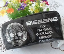 Bigbang Big bang alive g-dragon GD KPOP COSMETIC BAG PENCIL CASE NEW
