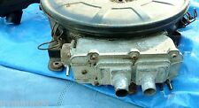 Ford Festiva   Air Cleaner and Associated Systems