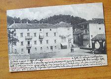 CARTOLINA TORINO VICO CANAVESE RARA VIAGGIATA 1902 SUBALPINA ZZ