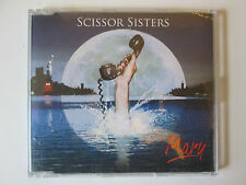 Scissor Sisters ‎– Mary - UK CD Single 2004